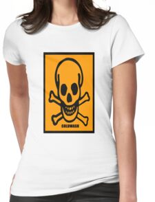 TOXIC Womens Fitted T-Shirt