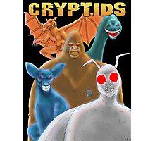 Cryptids Photographic Print