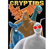 Cryptids Photographic Print