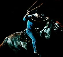 Rodeo by Darren Bailey LRPS