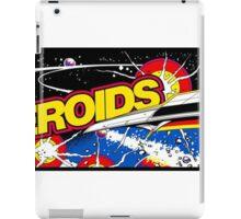 Asteroids Arcade iPad Case/Skin