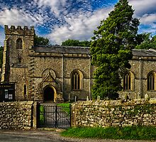 Parish Church, Clapham, North Yorkshire by newbeltane