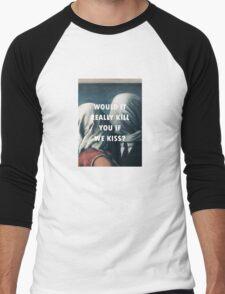 """The Lovers"" x Halsey Men's Baseball ¾ T-Shirt"