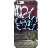 Graffiti Glu iPhone Case/Skin