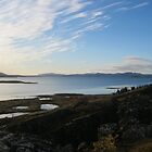 Wide Open Lake by Jack Butcher