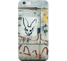 Graffiti Rabbit iPhone Case/Skin