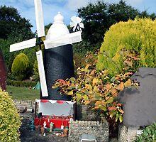 Windmill - Bondville Model Village by Merice  Ewart-Marshall - LFA