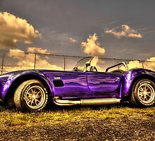 Shelby Cobra 427 by Lise Bennett