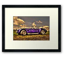 Shelby Cobra 427 Framed Print