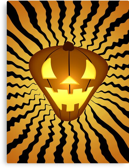 The Pumpkin that Knocks by Mike Cressy