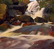 John forest national park falls by Elliot62