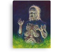 Henrietta Knowby (Evil Dead II) Canvas Print