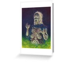Henrietta Knowby (Evil Dead II) Greeting Card