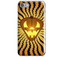 The Pumpkin that Knocks iPhone Case/Skin