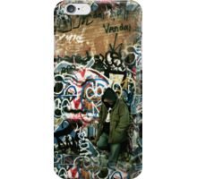 Graffiti Vandal iPhone Case/Skin