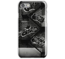 Film Fire Escape Graffiti iPhone Case/Skin