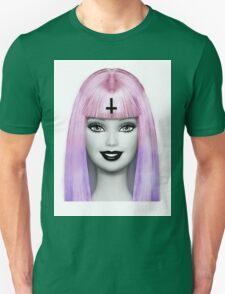 GRUNGE BARBIE Unisex T-Shirt