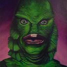 The Creature (From the Black Lagoon) by Conrad Stryker