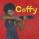 Pam Grier as 'Coffy' by Conrad Stryker