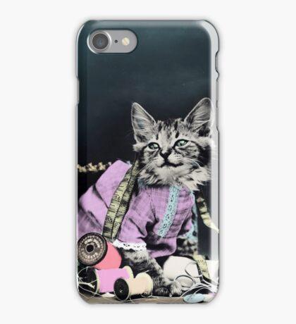 Naughty Kittens iPhone Case/Skin