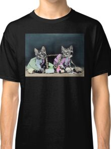 Naughty Kittens Classic T-Shirt