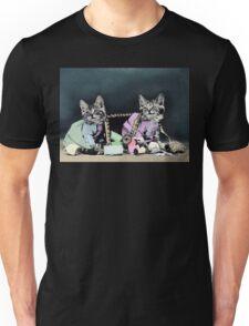 Naughty Kittens Unisex T-Shirt