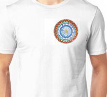 Daisy Mandala Unisex T-Shirt