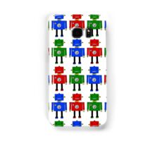 Robots (LARGE) Samsung Galaxy Case/Skin