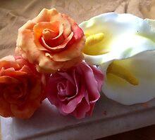 Sugar-craft Flowers by RenaissanceMan1