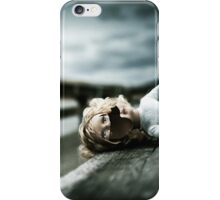 Speechless Creepy Doll iPhone Case/Skin