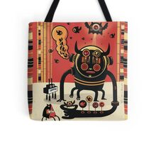 Insect catcher Tote Bag