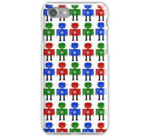 Robots (SMALL) iPhone Case/Skin