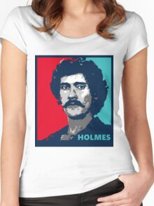 John Holmes Women's Fitted Scoop T-Shirt
