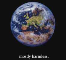 Earth: mostly harmless by AlexBeloe