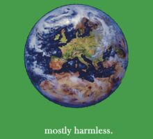Earth: mostly harmless Kids Clothes