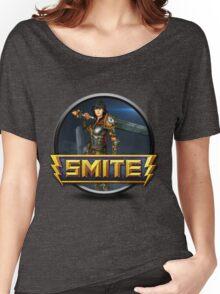 Smite Bellona Logo Women's Relaxed Fit T-Shirt