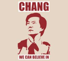 Chang We Can Believe In by portiswood