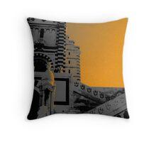 Marseille Throw Pillow