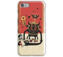 Insect catcher iPhone Case/Skin