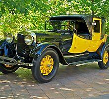 1927 Lincoln Coaching Brougham I by DaveKoontz