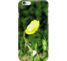 wild Butter cup iPhone Case/Skin