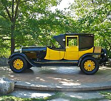 1927 Lincoln Coaching Brougham II by DaveKoontz