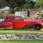 1947 Delahaye 135M Pennock Cabriolet I by DaveKoontz