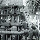 Col. F.G. Ward Pumping Station, Buffalo - #10 by Ray Vaughan