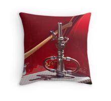 Fire Truck Tools Throw Pillow
