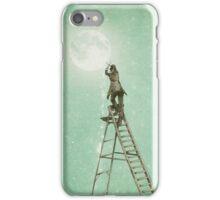 Waning Moon iPhone Case/Skin