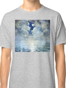 Moonlight Seascape Classic T-Shirt