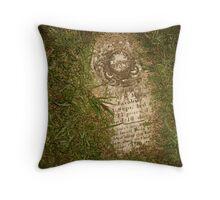Beloved Daughter Margaret Jane Throw Pillow