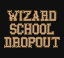 Wizard School Dropout One Piece - Long Sleeve