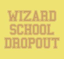 Wizard School Dropout Kids Clothes